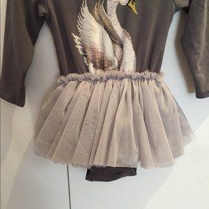 rock baby Dresses - Rock Baby Swan Dress